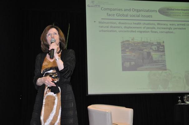 A especialista aborda os benefícios das universidades corporativas (Foto: Divulgação)
