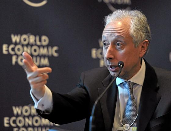 O economista Pérsio Arida (Foto: Urs Jaudas/World Economic Forum/Flickr)