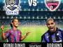 Amistoso entre Ronaldinho e Adriano tem ingressos à venda por até R$ 134