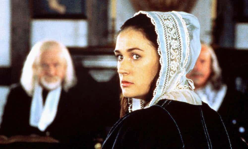Demi Moore – A Letra Escarlate (1995) (Foto: Divulgação)