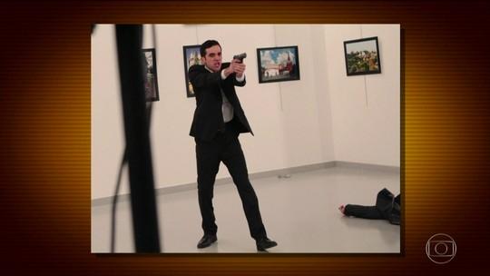 Seis são detidos em investigação por morte de embaixador russo na Turquia