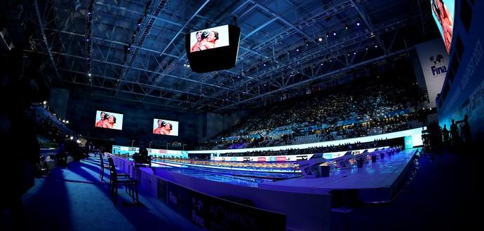 Natação Mundial de Esportes Aquáticos Budapeste (Foto: Satiro Sodré/SSPress/CBDA)
