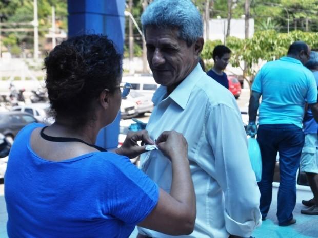 Campanha busca conscientização contra agressões (Foto: Divulgação/Prefeitura de Guarujá)