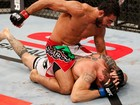 Rafael Natal vence Joo Zeferino por deciso unnime (Agncia Getty Images)