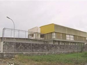 Seis menores fugiram da unidade de detenção (Foto: Reprodução / TV Tribuna)