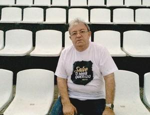 Judas Tadeu Gurgel - candidato a presidente ABC (Foto: Carlos Cruz/GloboEsporte.com)