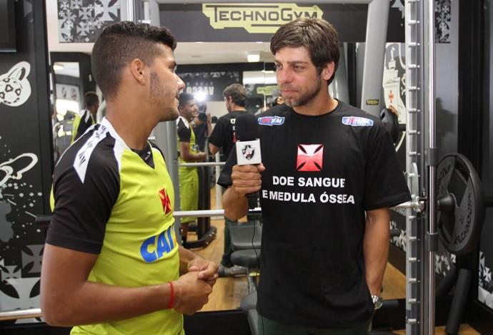 Juninho Pernambucano Vasco (Foto: Marcelo Sadio / Flickr do Vasco)
