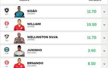 Com cinco da seleção da rodada, 'F.C Barrabrava' é o Monstro Cartoleiro #28