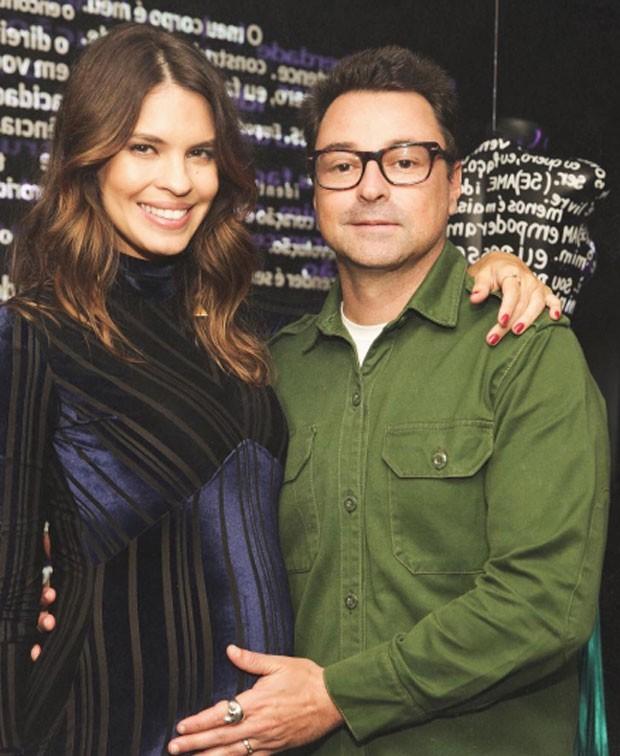 Emilio Orciollo Netto e Mariana Barreto (Foto: Reprodução/Instagram)