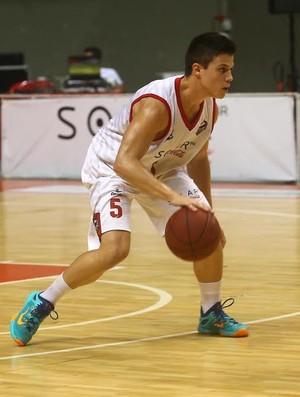 davi rossetto, basquete cearense, nbb (Foto: LC Moreira)