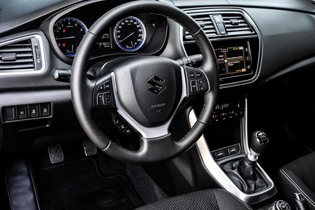 Suzuki S-Cross facelift (Foto:  Divulgação)