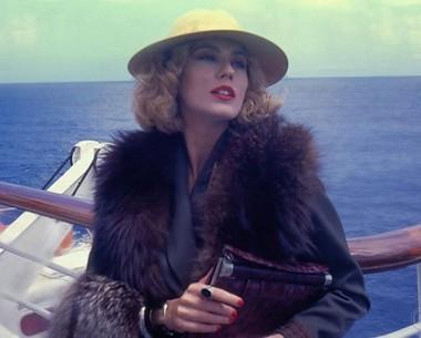 Patricia teve uma novela com o nome de sua personagem em 1991. A novela se chamava 'Salomé' e era exibida no horário das 18 horas (Foto: CEDOC)