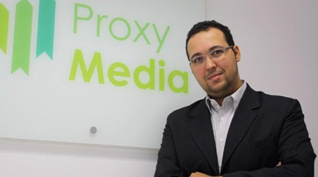 Francisco Cantão, da Proxy Media (Foto: Divulgação)