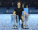 Murray domina Djokovic, leva título do ATP Finals e fecha ano como número 1