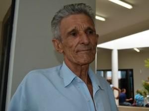 Cunhado de Luciano diz que ficou desesperado com atraso do corpo (Foto: Eliete Marques/ G1)
