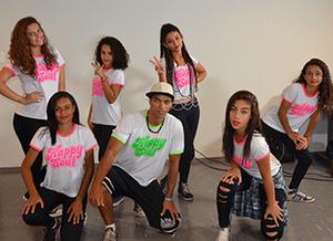 Grupo Happy Soul, de Regente Feijó, quer investir o dinheiro do prêmio em estrutura e figurino para as apresentações (Foto: Rodrigo Abucarma, Marketing TV Fronteira)