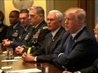 Trump avisa Rússia em rede social que vai lançar mísseis sobre a Síria