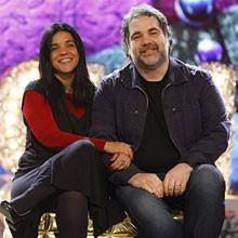 Autores festejam o sucesso da trama recheada de emoções (Cheias de Charme / TV Globo)