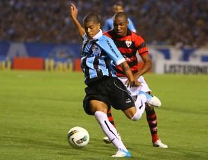 Leandro é destaque ao entrar nos jogos do Grêmio (Foto: Lucas Uebel/Grêmio FBPA)