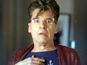 Paulo Betti fala sobre possibilidade de Téo Pereira ser morto (Foto: Gshow)