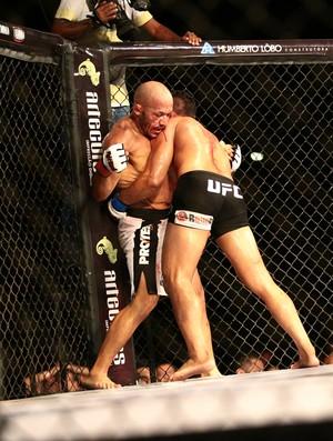 Coliseu, MMA (Foto: Jonathan Lins/G1)