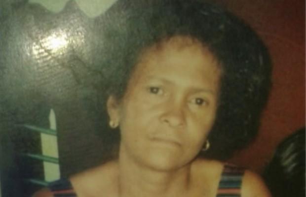 Dona de casa Maria Aparecida de Sousa Costa desapareceu após receber alta médica em Goiânia, Goiás (Foto: Reprodução/TV Anhanguera)