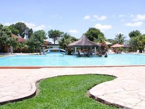 Resort San Felipo fica próximo à barragem da cidade (Foto: Arquivo pessoal)