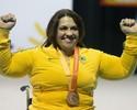 Bronze em Toronto, Márcia Menezes se diz vaidosa e mira vaga no Rio 2016