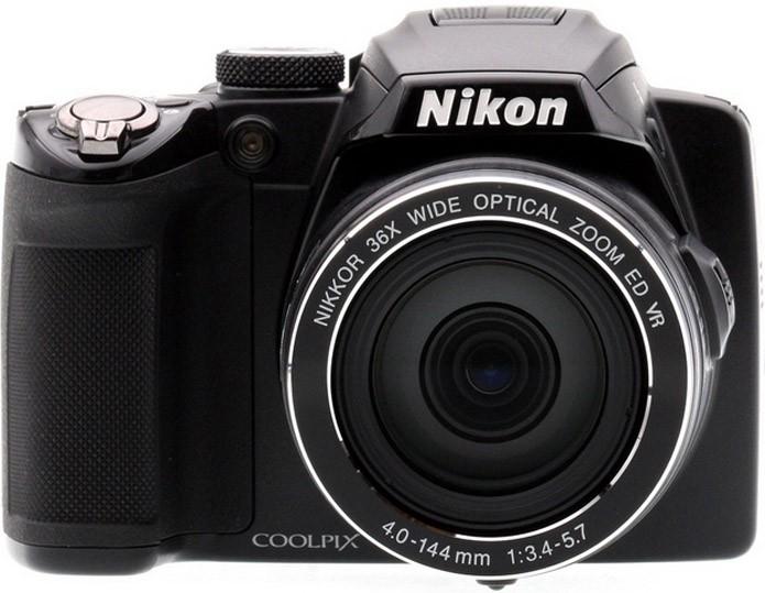 A Nikon Coolpix P500 apresenta zoom óptico de 36x (Foto: Divulgação/Nikon)