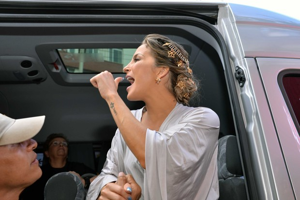 Claudia Leitte (Foto: Elias Dantas / Ag Haack)