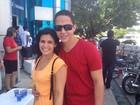 No AP, casal começa a namorar dois dias antes do Exame da OAB
