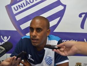 Henrique Choco, CSA (Foto: Jota Rufino/GloboEsporte.com)