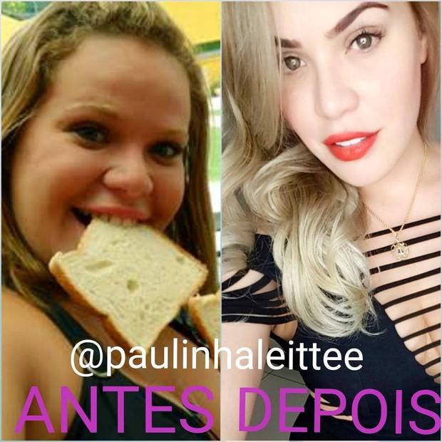 Paulinha Leite (Foto: Reprodução/Instagram)