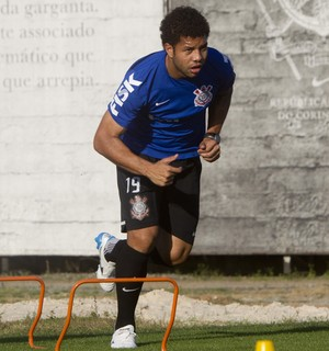 Guilherme Andrade Corinthians (Foto: Daniel Augusto Jr / Agência Corinthians)