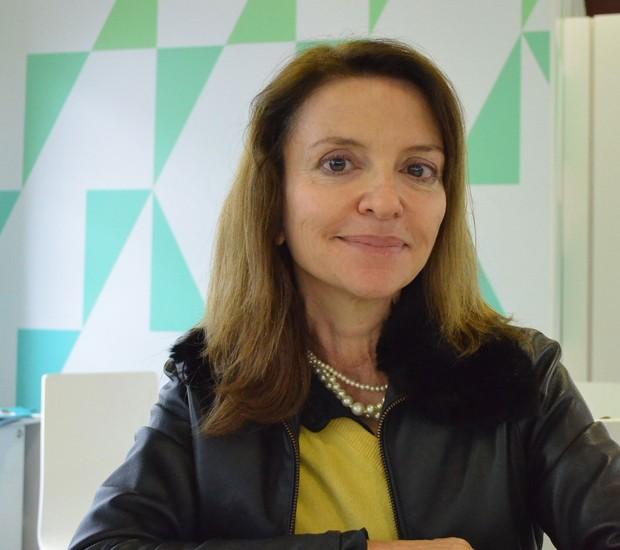 Katia Canton (Foto: Arquivo Pessoal)