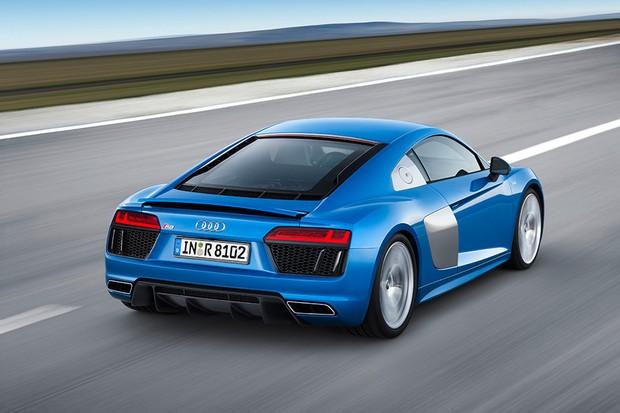 Audi R8 2015 (Foto: Audi)