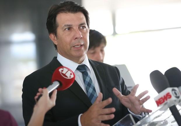 O relator da reforma da Previdência, deputado Arthur Maia (PPS-BA) (Foto: Antonio Cruz/Agência Brasil)