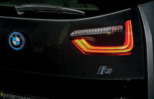 BMW i3 (Foto: Renato Durães)