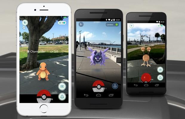 Pokemon Go (Foto: Montagem/Nintendo)