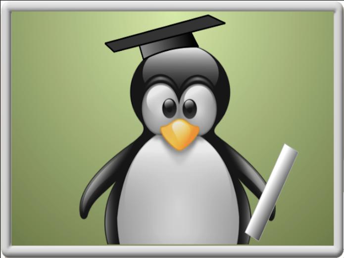 O pinguim Tux é a mascote oficial do sistema operacional Linux criado por Larry Ewing em 1996 (Foto: Reprodução/Linux Fundation)