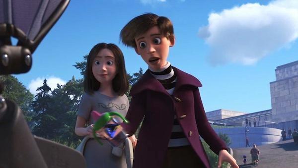 Trailer sugere que animação 'Procurando Dory' terá casal gay e levanta polêmica nas redes.