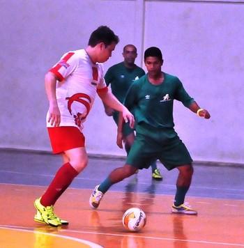 Copa Bancária de Futsal 2016 (Foto: Manoel Façanha/Arquivo pessoal)