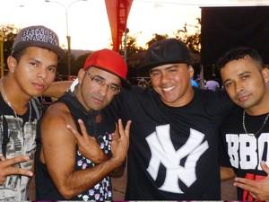 Movimento Hip Hop Organizado do Pará (MHOP)  (Foto: Divulgação)