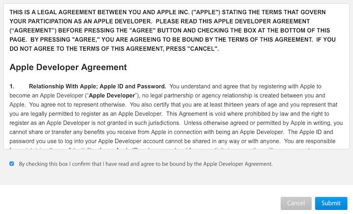 Beta Developer - iOS 11