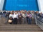 Delegados de RO entregam cargos de confiança em protesto por reajuste