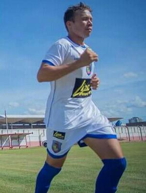 James Muriçoca, jogador do Linhares (Foto: Robert Fonseca/Linhares FC)
