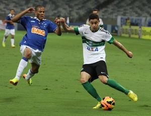 Diogo Coritiba Cruzeiro (Foto: Raphael Brauhardt / Site Oficial do Coritiba)
