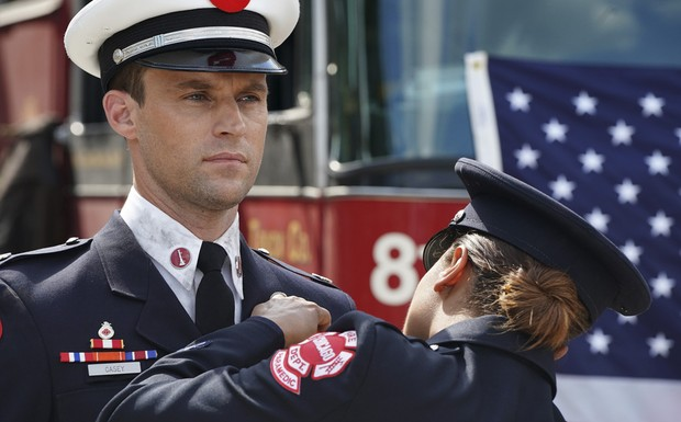 "Chicago Fire - ""A Breaking Point"" (4Ep6T)"