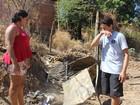 Vizinhos alugam casa para família que perdeu tudo em incêndio no PI