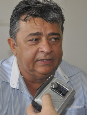 Aldeone Abrantes, presidente do Sousa (Foto: Jefférson Emmanoel)